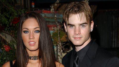 """Megan Fox had a blink-and-you'll-miss-it moment in a club scene in Michael Bay's 2003 sequel <a href=""""http://www.youtube.com/watch?v=ZVNgPq2oPjY"""" target=""""_blank"""" target=""""_blank"""">""""Bad Boys 2."""" </a>(Here she is that year with then-boyfriend David Gallagher of """"7th Heaven."""") The director made her a star four years later in """"Transformers."""""""
