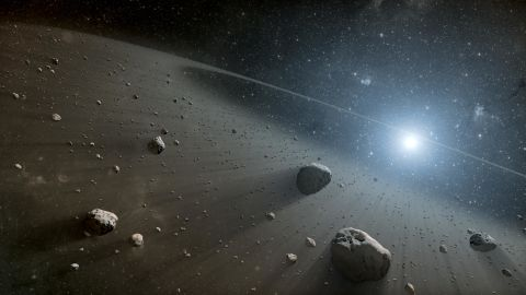 """What else is up there? Is anyone watching? NASA's <a href=""""http://neo.jpl.nasa.gov/"""" target=""""_blank"""" target=""""_blank"""">Near-Earth Object Program</a> is trying to track down all asteroids and comets that could threaten Earth. NASA says 9,672 near-Earth objects have been discovered as of February 5, 2013. Of these, 1,374 have been classified as Potentially Hazardous Asteroids, or objects that could one day threaten Earth."""
