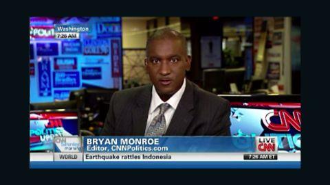 Bryan Monroe