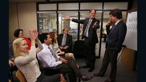 """The series finale of """"The Office"""" will air on May 16."""