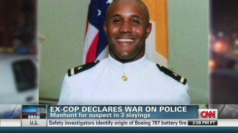 tsr pkg baldwin ex cop killing lapd tic toc_00011407.jpg
