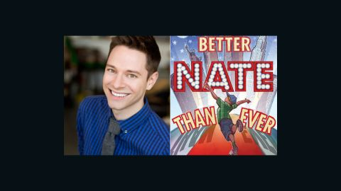 """Broadway dancer and choreographer Tim Federle wrote """"Better Nate Than Ever"""" to encourage children to follow their dreams."""