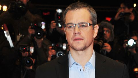 """Matt Damon will next play Liberace's lover in HBO's """"Behind the Candelabra."""""""