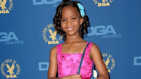 """Oscar nominee Quvenzhané Wallis is in consideration for the """"Annie"""" remake, but no decisions have been made."""