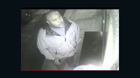 Christopher Dorner, pictured above, is the suspect in the double-homicide that occurred in Irvine on Sunday, February 3, 2013.  Through follow-up investigation this recent image of Dorner was obtained from surveillance video of an Orange County hotel.  The image is the most recent available depicting Dornerís appearance. It was taken on January 28, 2013.  The purpose of distributing this image is to share how Dorner appeared in the recent past.