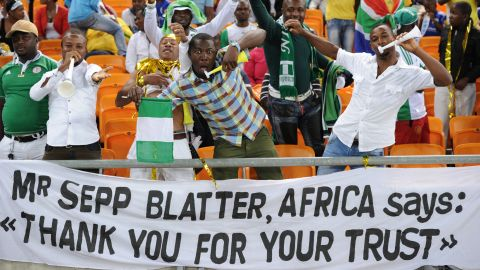 South Africa became the first African nation to host the World Cup in 2010, and was able to use some of those facilities for the 2013 AFCON.