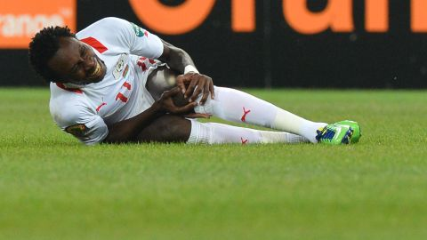 """Burkina Faso's """"Stallions"""" went into their first AFCON final boosted by the overturning of a suspension for key player Jonathan Pitroipa, but he was unable to help them cause a big upset."""