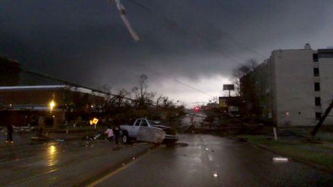 vo ms hattiesburg tornado crosses road_00013502.jpg