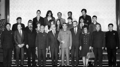 The exhibition match laid the groundwork for the visit of U.S. President Richard Nixon in 1972 and ultimately led to the establishment of diplomatic ties in 1979.