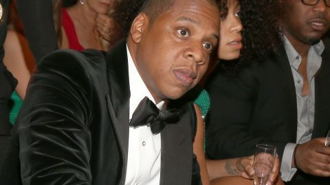 """Jay-Z: """"I see you looking at me, but there's no way I'm sharing."""""""