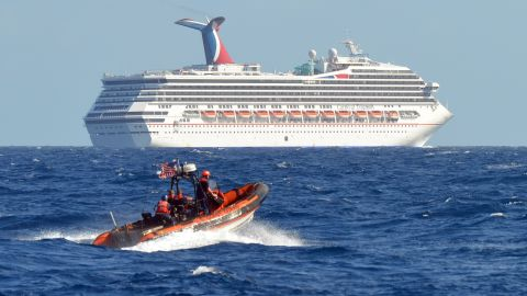 """A federal judge ruled Carnival Cruise Lines liable and responsible for the engine fire that left the <a href=""""http://www.cnn.com/2013/12/17/travel/carnival-cruise-triumph-problems/index.html"""">ill-fated Triumph cruise</a> adrift in the Gulf of Mexico in February 2013. More than 4,200 passengers endured power outages, overflowing toilets and food shortages."""