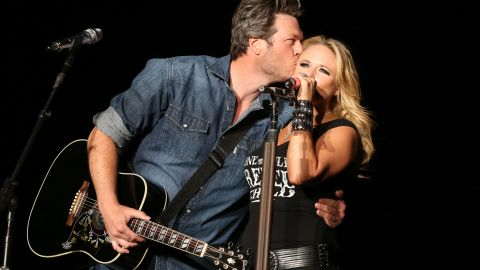 """Miranda Lambert and Blake Shelton are country music's winning pair as they continue to dominate Billboard charts, rake up trophies at awards shows and reach a broader audience through Shelton's seat at NBC's """"The Voice."""""""