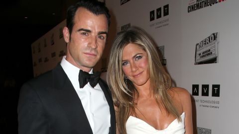 """Jennifer Aniston reportedly had earned <a href=""""http://www.forbes.com/profile/jennifer-aniston/"""" target=""""_blank"""" target=""""_blank"""">an estimated $20 million</a> as of June 2013, but her writer/director/actor fiancé Justin Theroux certainly carries his weight."""