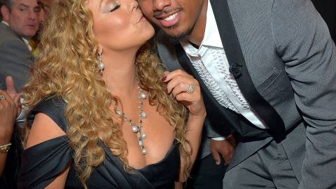 """<a href=""""http://www.elle.com/pop-culture/celebrities/nick-cannon-341098"""" target=""""_blank"""" target=""""_blank"""">Nick Cannon on making romantic gestures for Mariah Carey</a>: """"She really loves balloons, so I found a place that will put toys and messages inside, so you gotta pop the balloon to get them. Another thing: Ever since (our) first conversation about spirituality, I would e-mail her a daily encouragement that had a Bible verse and words of inspiration. I called them 'Daily E's.' After six months, she lost her BlackBerry, and she was so upset that she had lost them. She had no idea that I had been saving every last one of the Daily E's, so I had them published in a leather-bound book and gave it to her on our one-year anniversary."""""""
