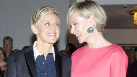 """Ellen DeGeneres has gained even more regular fans for her show with """"The Oprah Winfrey Show"""" no longer on the air. Alone, DeGeneres rakes in $53 million annually, according to Forbes. Add in what her wife, actress Portia de Rossi, earns, and you've got yourself a power couple."""