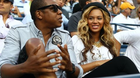 """In September 2013, Jay Z and Beyonce once again topped the Forbes list of <a href=""""http://www.forbes.com/sites/dorothypomerantz/2013/09/19/jay-z-and-beyonce-top-our-list-of-the-highest-earning-celebrity-couples/"""" target=""""_blank"""" target=""""_blank"""">biggest-earning celebrity couples. </a>"""
