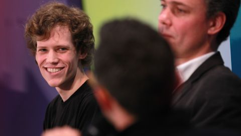 Some have traced the Internet rules to Chris Poole, the founder of 4chan.