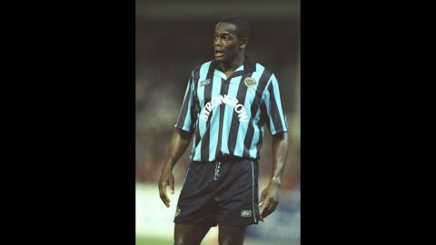 Justin Fashanu became the first openly gay soccer player in Europe when he came out in 1990. Eight years later, he took his own life.