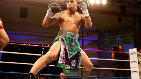 In 2012, Orlando Cruz became the first active professional fighter to publicly announce that he was gay.