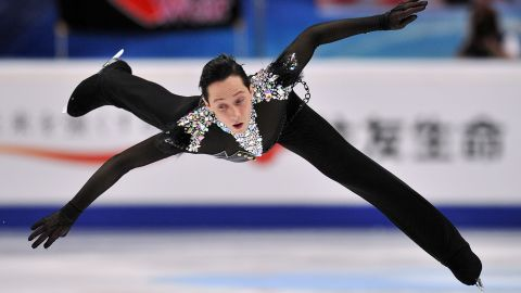 """Champion figure skater Johnny Weir confirmed in his 2011 memoir, """"Welcome to My World,"""" that he was gay."""