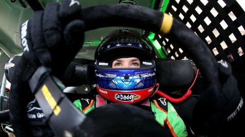 """Danica Patrick has made racing history, <a href=""""http://bleacherreport.com/articles/1533187-daytona-500-qualifying-results-2013-pole-position-winners-leaders-and-analysis?hpt=hp_t1"""" target=""""_blank"""" target=""""_blank"""">becoming the first woman in the history of NASCAR</a> to win the pole for any race. Here, Patrick sits in her car during practice for the AdvoCare 500 at Phoenix International Raceway in 2012 in Avondale, Arizona. This slide show looks back at Patrick's exciting career through the years."""