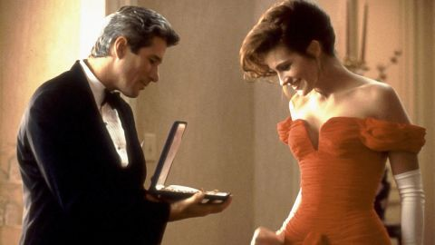 """We first saw the on-screen chemistry of Julia Roberts and Richard Gere when they co-starred in 1990's """"Pretty Woman."""" Nine years later, the pair reunited for """"Runaway Bride."""""""