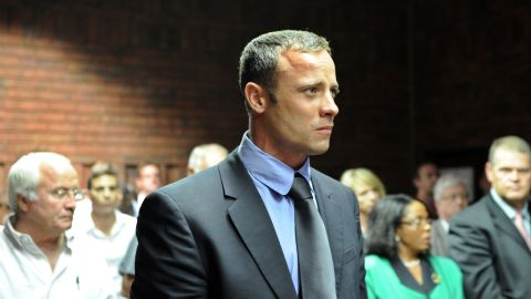 """Oscar """"Bladerunner"""" Pistorius has been charged with the murder of his girlfriend, Reeva Steenkamp, who was found shot dead in his home on February 13. Pistorius was the first disabled person to compete in the able-bodied Olympics and ran for the South African team. Here's a look at other pro athletes who have been charged with murder. Some have been able to create new lives in the free world. Some are incarcerated."""