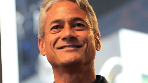 """Olympic diver Greg Louganis revealed his <a href=""""http://time.com/3977629/greg-louganis-back-on-board-documentary-hbo/"""" target=""""_blank"""" target=""""_blank"""">HIV-positive diagnosis</a> in a 1995 memoir, """"Breaking the Surface."""" He says he faced some backlash but being open was the best thing for him. """"My being HIV-positive doesn't define who I am,"""" he told CNN."""