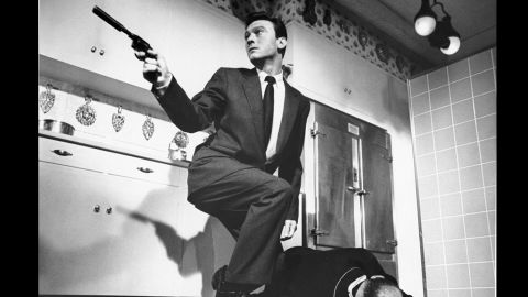 """It was the height of the Cold War when the 1962 psychological thriller """"The Manchurian Candidate"""" debuted, exploiting paranoia over secret communists and secret communist plots."""