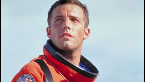 """After his Oscar win, Affleck was courted as a leading man. Here he is in 1998's """"Armageddon."""""""