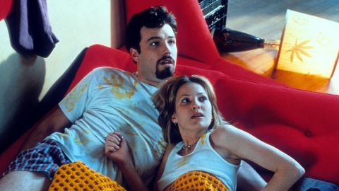 """Affleck and Joey Lauren Adams starred in 1997's """"Chasing Amy."""""""