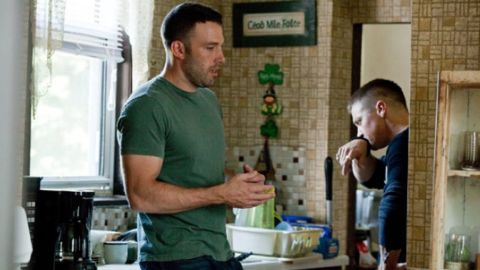 """Affleck wrote, directed and starred in 2010's """"The Town."""""""