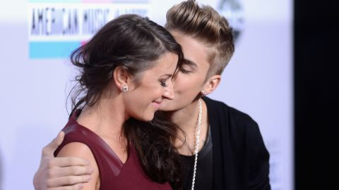 """Bieber's relationship with Selena Gomez <a href=""""http://marquee.blogs.cnn.com/2012/11/12/justin-bieber-selena-gomez/"""">seemed to end</a> at the end of 2012, although their actions sparked rumors of reconciliation just about every other week. Regardless of their on-again, off-again status, Bieber chose to take his mom, Pattie Mallette, as his date to the 2012 American Music Awards."""