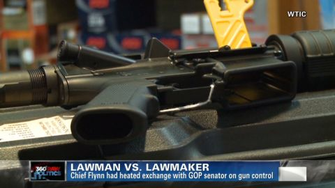 Gov. John Hickenlooper signed three bills into law Wednesday, including one that will require a 15-ammunition limit on