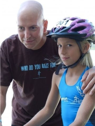 """Winter founded the nonprofit organization <a href=""""http://www.teamwinter.org/"""" target=""""_blank"""" target=""""_blank"""">Team Winter</a> at the age of 9 after learning that her father had been diagnosed with an aggressive form of prostate cancer. Michael Vinecki died in 2009, before his 41st birthday."""