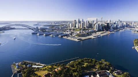 """The second most expensive housing market for the second year running, Sydney has maintained a 12.2 median multiple -- the same as last year. For perspective, """"severely unaffordable"""" housing is defined by Demographia as a market with a median multiple of 5.1 or higher."""