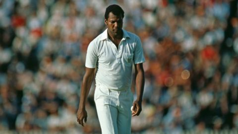 """Fast bowler Colin Croft was one of the West Indies players who accepted a place on two """"rebel tours"""" of apartheid-era South Africa in the 1980s. The West Indians were granted """"honorary white"""" status so they could access cricket clubs."""