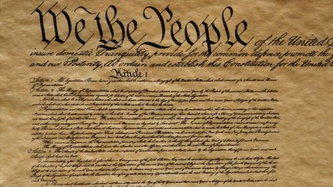 """In 1791, as the newly established United States sought approval of the US Constitution by thirteen states, some states requested that specific rights for each individual citizen should be added before it was ratified. 10 new amendments, known as The Bill of Rights, were added to the Constitution to preserve, first and foremost, the """"rights of the individual to freedom of religion, speech, press, assembly and petition."""" The Bill also protected citizens from a violation of these rights under the law and in the court system and confirmed an individual's right to bear arms."""