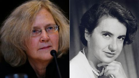 """Biological researcher <a href=""""http://www.nobelprize.org/nobel_prizes/medicine/laureates/2009/blackburn.html"""" target=""""_blank"""" target=""""_blank"""">Elizabeth Blackburn</a> was awarded the 2009 Nobel Prize in Physiology or Medicine for discovering (along with Carol Greider and Jack Szostak) how chromosomes are protected by telomeres and the enzyme telomerase. Recognition of the importance of her discoveries was something that fellow scientist <a href=""""http://www.rosalindfranklin.edu/RosalindFranklin.aspx"""" target=""""_blank"""" target=""""_blank"""">Rosalind Franklin</a> did not achieve, even though there are many who believe that without Franklin, James Watson and Francis Crick would not have formed their 1953 hypothesis regarding the structure of DNA. The British biophysicist and X-ray crystallographer is best known for her work on the X-ray diffraction images of DNA, which led to the discovery of the <a href=""""http://www.brown.edu/Courses/BI0020_Miller/dh/index.html"""" target=""""_blank"""" target=""""_blank"""">DNA double helix</a>."""