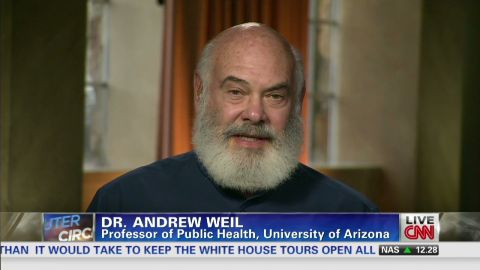 exp erin dr andrew weil on health care crisis escape fire documentary_00003529.jpg