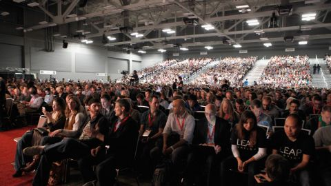 When it comes to tech startups in Austin, Texas, it's not all about the South by Southwest Interactive festival, pictured, any more. Here's a look at five favorite Austin startups that appeared at this week's Techstars demo day: