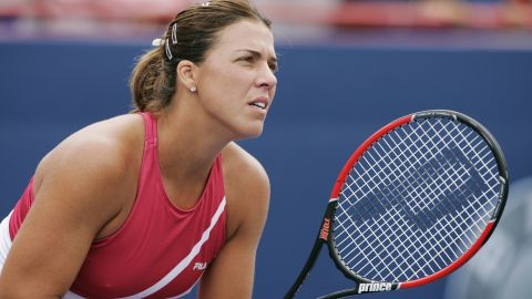 The eligibility rule was introduced in 1995. Prior to that Jennifer Capriati, an American teen prodigy who turned pro at 13, reached the top 10 at 14 and became an Olympic champion at 16 at the 1992 Barcelona Games.