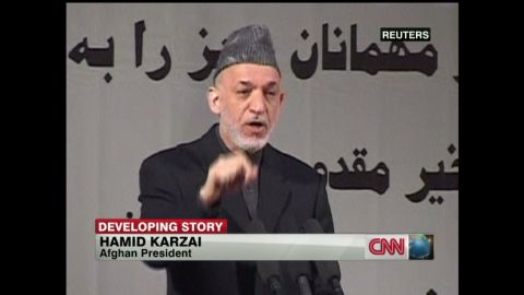 clip CNNI afghanistan karzai / hagel_00003120.jpg
