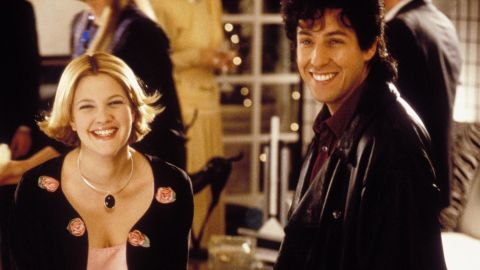 """Even before Adam Sandler went on """"50 First Dates"""" with Drew Barrymore in the 2004 flick, the actors got together in 1998's """"The Wedding Singer."""" According to reports, the pair will soon <a href=""""http://marquee.blogs.cnn.com/2013/03/13/adam-sandler-drew-barrymore-reunite-for-rom-com/"""">team up for a third time</a>. The untitled project is about a couple who go on a horrible blind date, only to end up stuck together at a family resort with their children from earlier marriages."""
