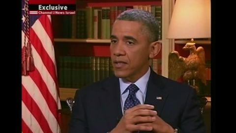 bts obama in israel talking iran_00004708.jpg