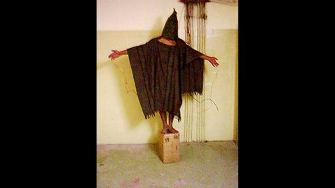 """<a href=""""http://www.cnn.com/CNN/Programs/anderson.cooper.360/blog/2006/08/abu-ghraib-whistleblower-i-lived-in.html"""">Joe Darby</a> is the whistle-blower behind the Abu Ghraib prison abuse scandal in Iraq. He says he asked Army Reserve Spc. Charles Graner Jr. for photos from their travels so he could share them with family. Instead, he was given photos of prisoner abuse. Darby eventually alerted the U.S. military command, triggering an investigation and global outrage when the scandal came to light in 2004. Graner was sentenced to 10 years in prison for his part in the abuse. He was released in 2011 after serving 6½ years of his sentence. The military and members of Darby's own family ostracized him, calling him a traitor. Eventually he and his wife had to enter protective custody."""