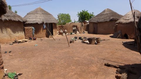 Originally made of mud brick walls and thatched roofs, compound structures have been a prevalent form of housing in Ghana for centuries, built to encourage communal life.