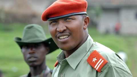 The International Criminal Court first issued an arrest warrant for Bosco Ntaganda in 2006.