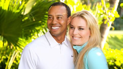 """In March 2013, Woods and Lindsey Vonn announced <a href=""""http://marquee.blogs.cnn.com/2013/03/18/tiger-woods-confirms-hes-dating-lindsey-vonn/"""">they were dating on Facebook.</a> In January that year, the champion skier had finalized her divorce from Thomas Vonn, after initializing proceedings in 2011. In May 2015, Woods and Vonn announced their breakup, with the golfer claiming he """"hadn't slept"""" in the days following."""