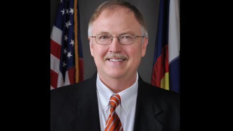 The Colorado Dept. of Corrections Executive Director Tom Clements was shot dead as he arrived home Tuesday evening, March 19, 2013.
